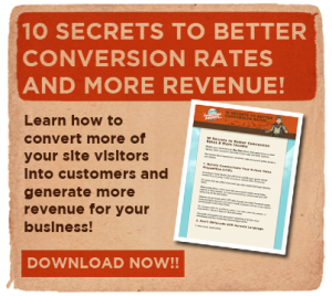 10 Secrets to Better Conversion Rates
