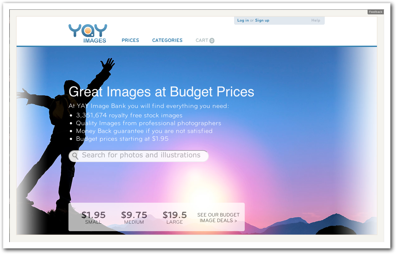 YAY Images - Stock Photography Site