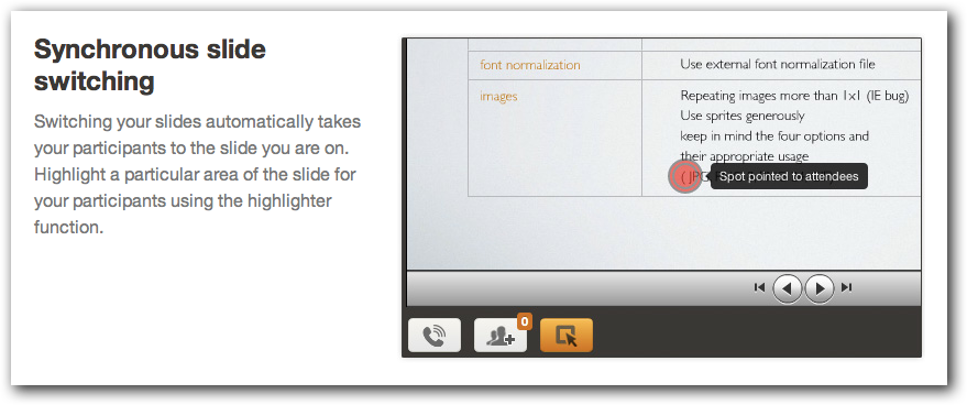 Try ZipCast for Online Presentations