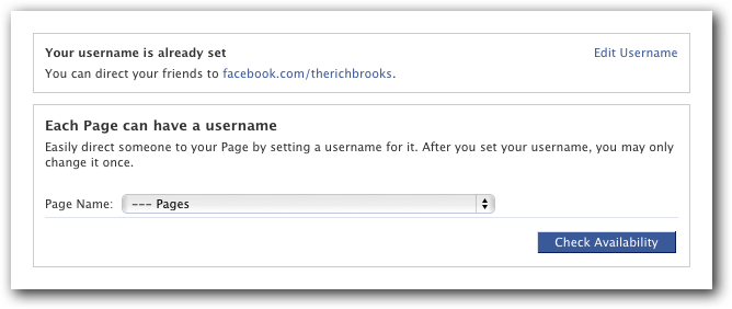 How to Get a Facebook Vanity URL