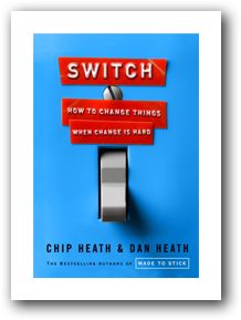 switch how to change things when change is hard summary